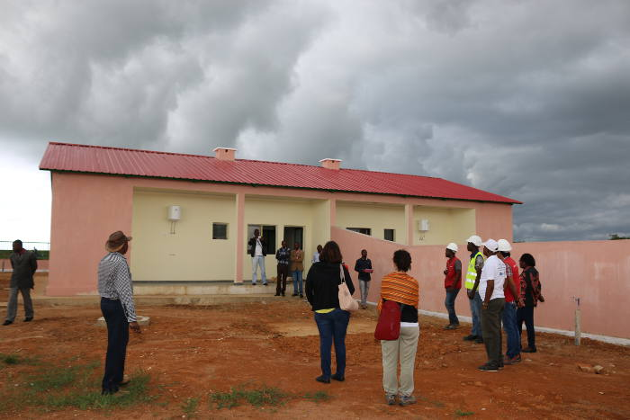 Apoyo Social en Angola