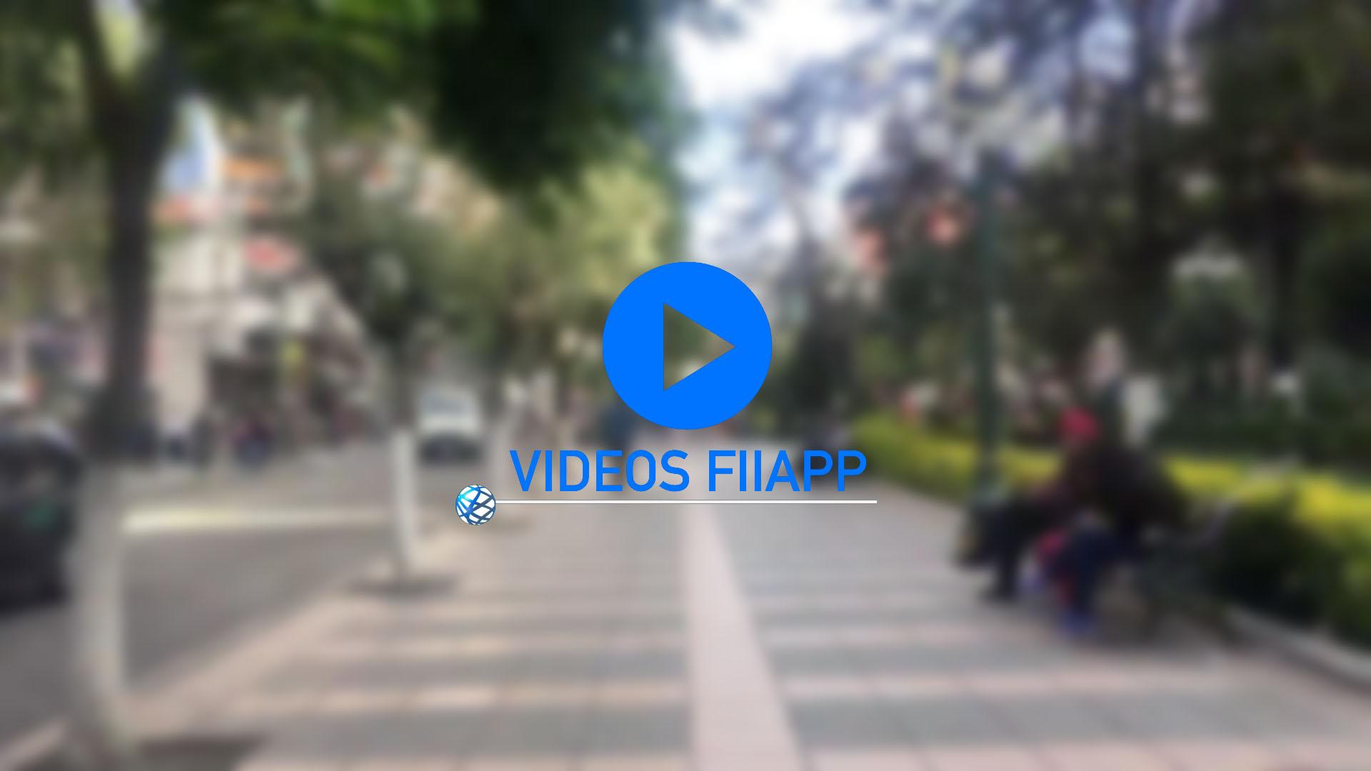 Vídeos FIIAPP: El proyecto UE-Bolivia