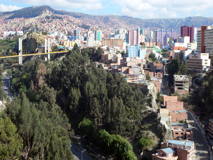 La Paz, Bolivia, FIIAPP