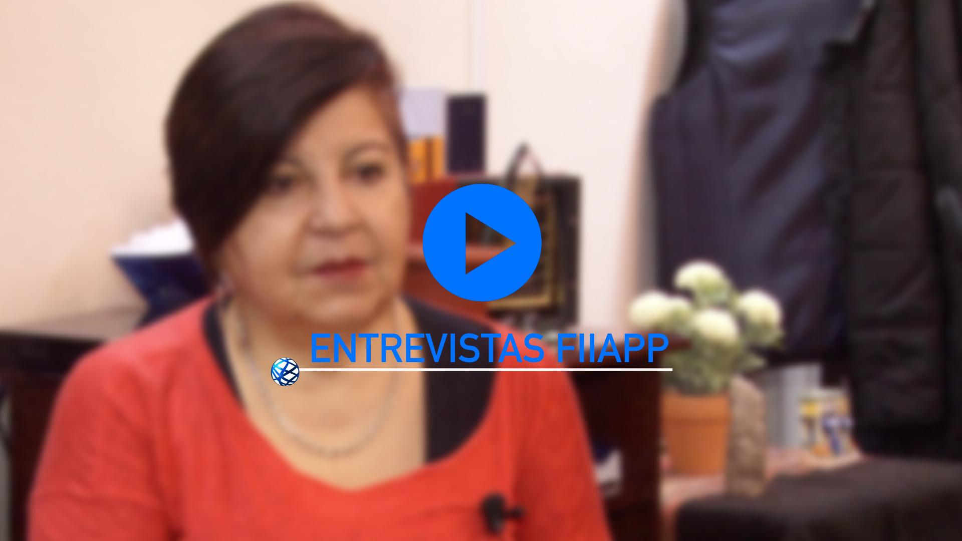 FIIAPP Interviews: Teresa Morales