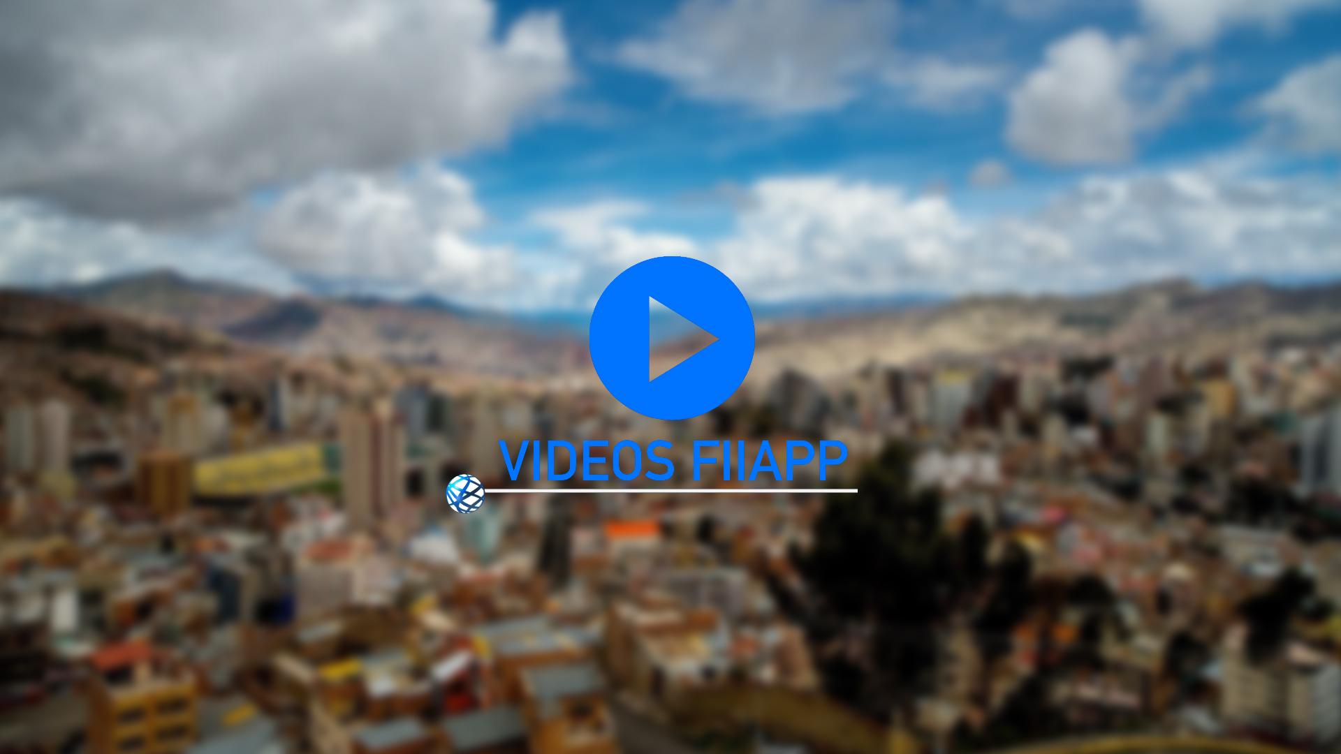 FIIAPP videos: Mabel Lozano's films, a tool for social transformation