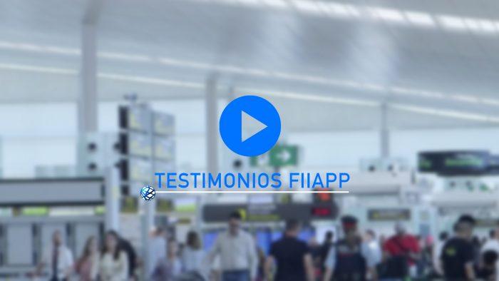 FIIAPP testimonials: Bolivia: work at airports