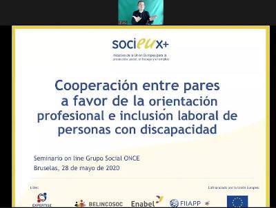 La cooperación europea une fuerzas a favor de políticas públicas inclusivas en América Latina