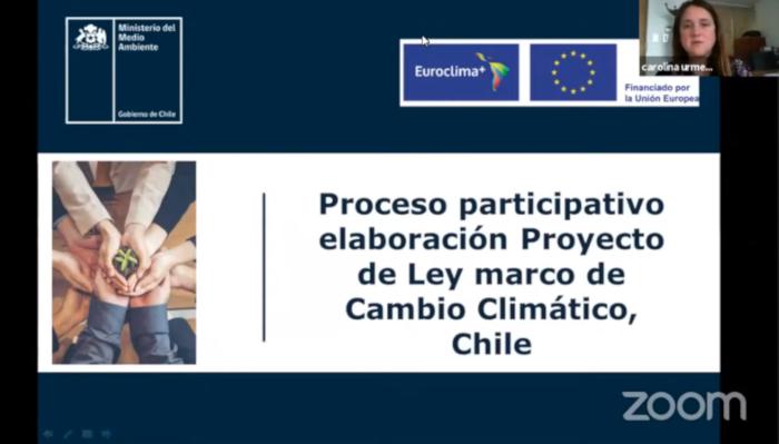 Chile y España enriquecen sus leyes nacionales de Cambio Climático