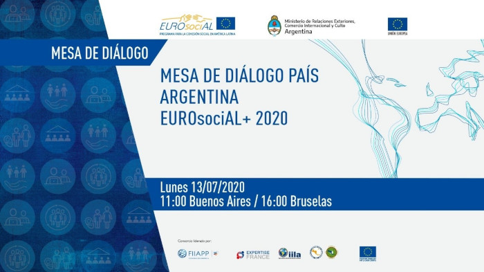 Argentina and the European Union join forces for social cohesion and equality in the country