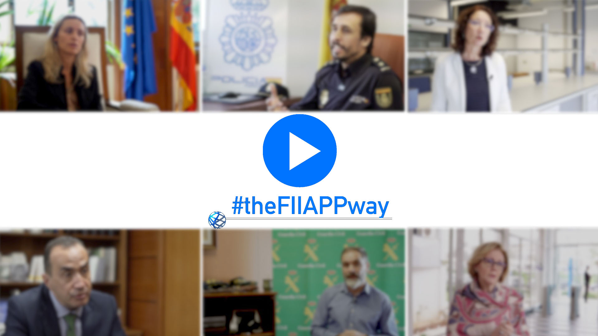 FIIAPP works with public institutions in undertaking international cooperation projects. Representatives of institutions tell us about the organisation.