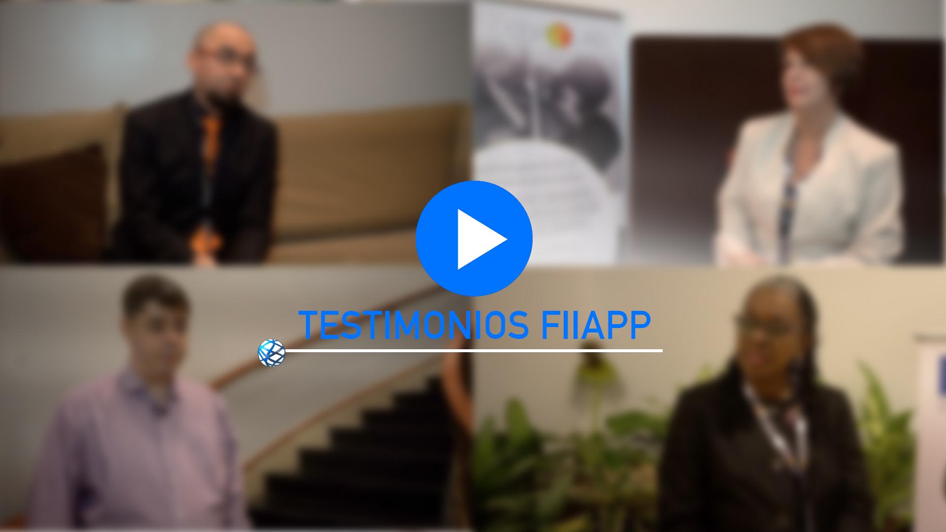 Testimonios FIIAPP: Reducción de la demanda de drogas