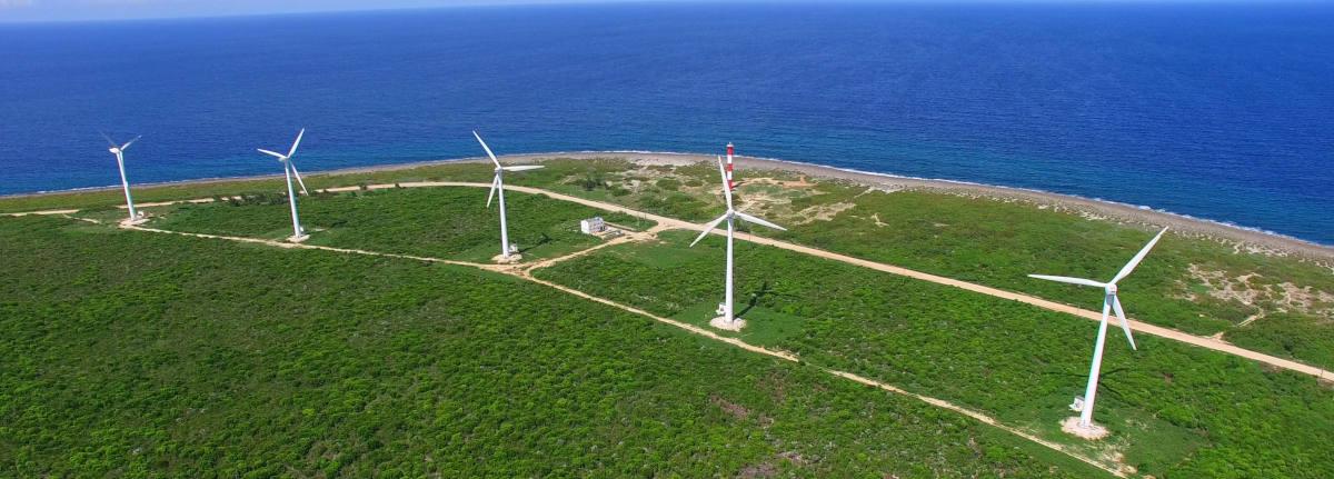 parque eólico eficiencia energética