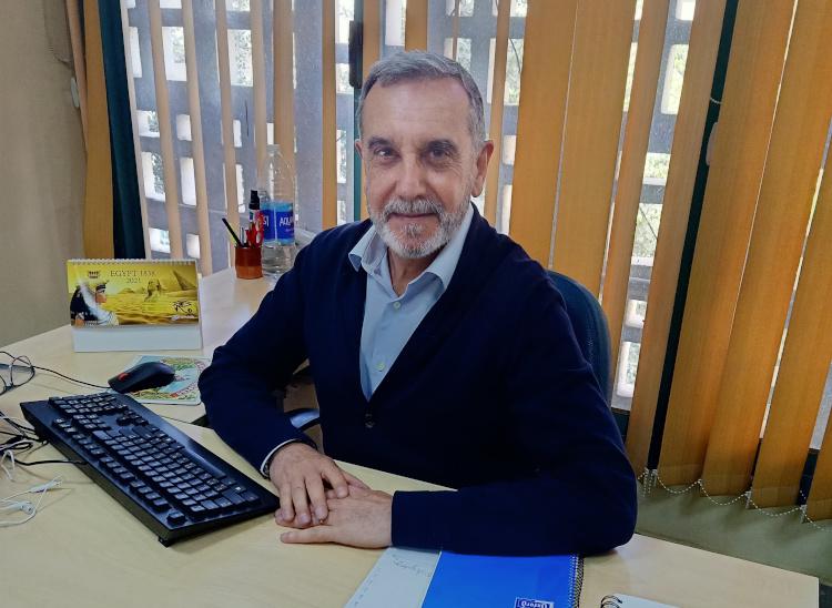 FIIAPP expatriates: Pedro Cartagena