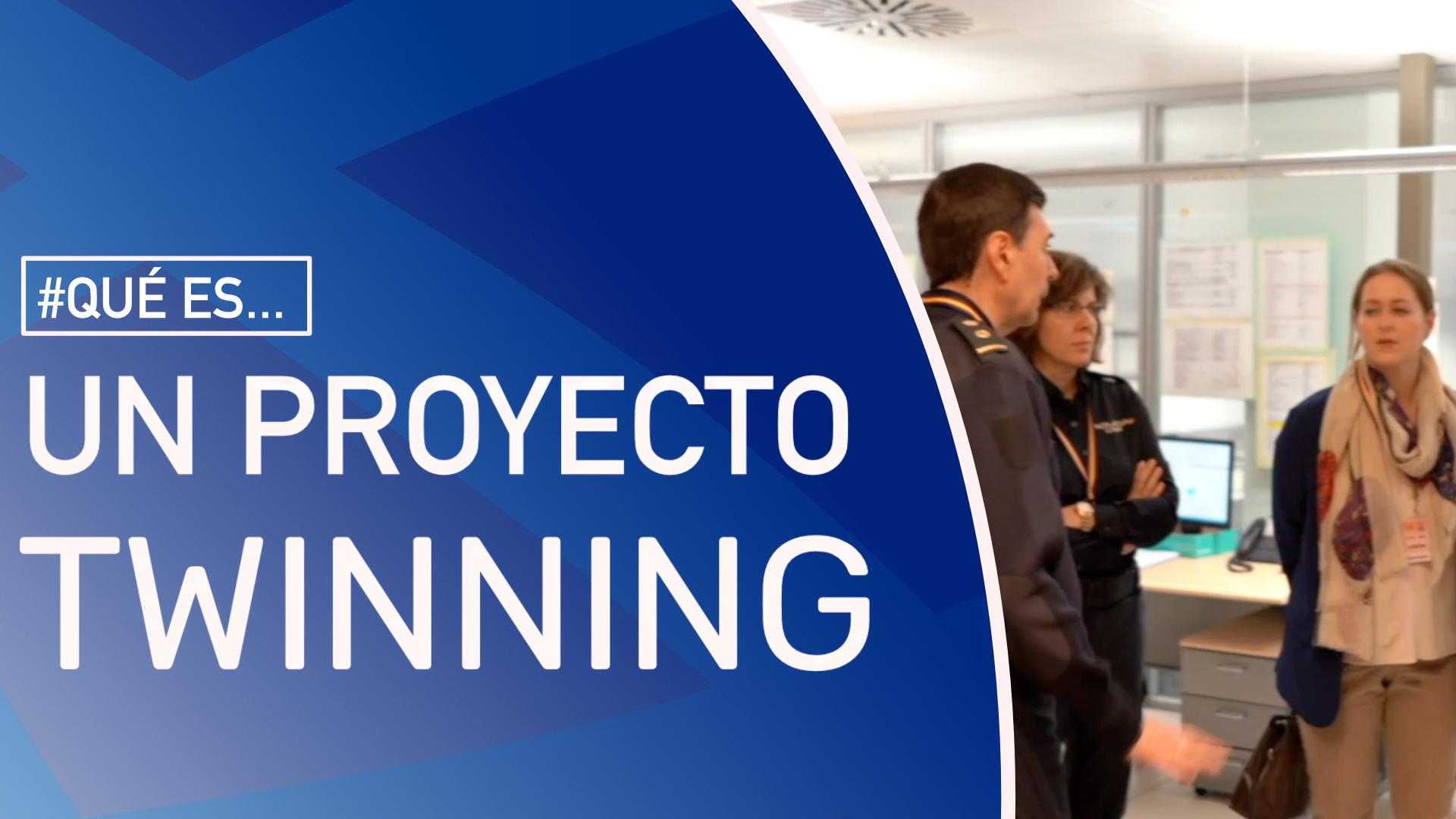 La FIIAPP gestiona proyectos Twinning, una tipología de cooperación de la Comisión Europea que se basa en el hermanamiento de instituciones públicas de diferentes países.
