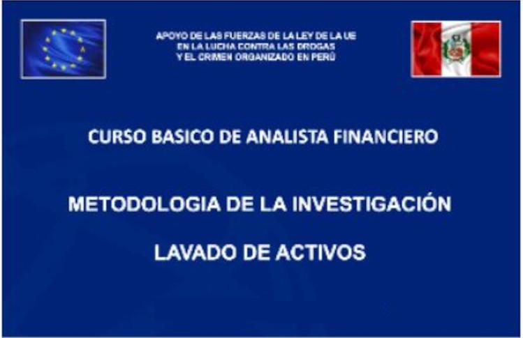 Formación en análisis financiero y blanqueo de capitales en Perú