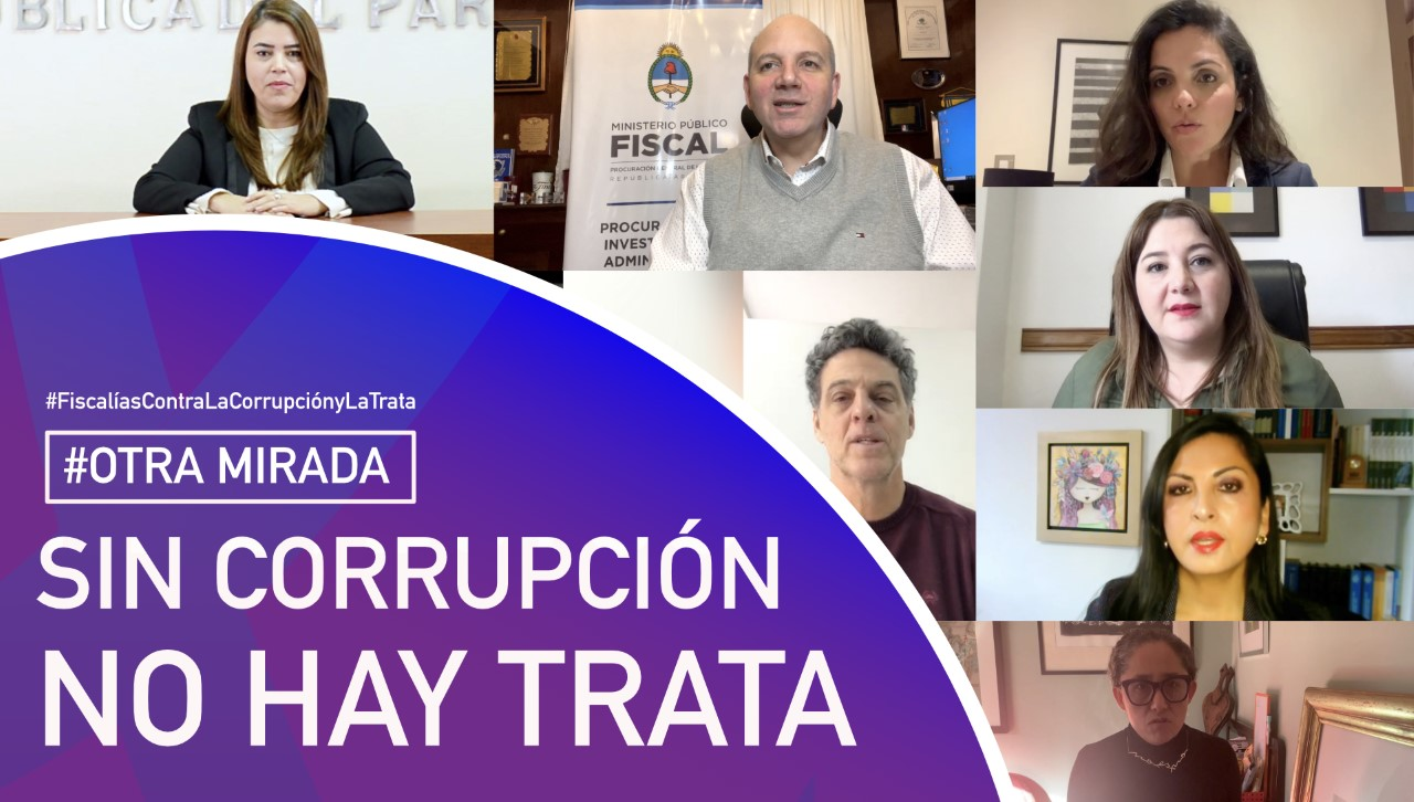 Every year, 1.7 million women and girls are victims of sexual exploitation. Ending the corruption of some officials who cover it up is essential to combating human trafficking. Latin American prosecutors are committed to fighting corruption and ending human trafficking.