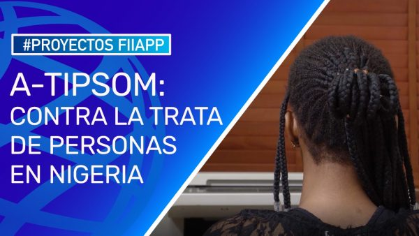 A-TIPSOM combats human trafficking in Nigeria