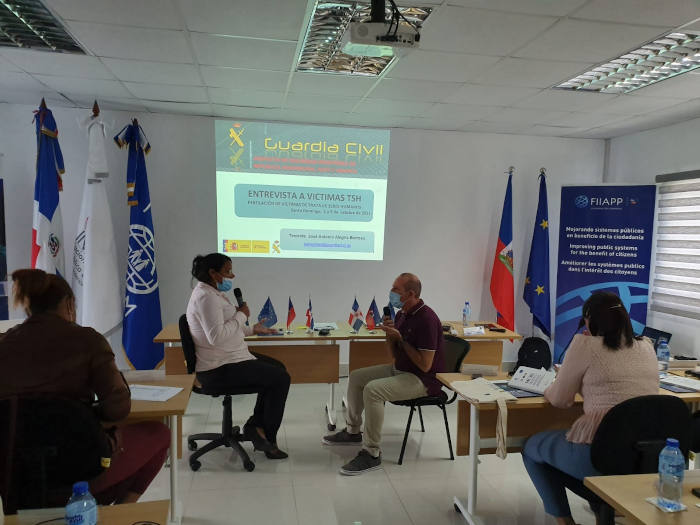Dominican Republic and Haiti fight together against human trafficking