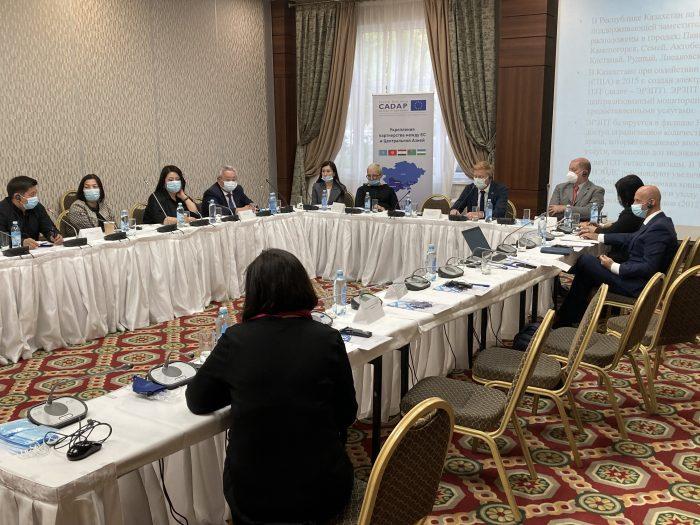 CADAP 7 inicia el proceso de consultas en Asia Central